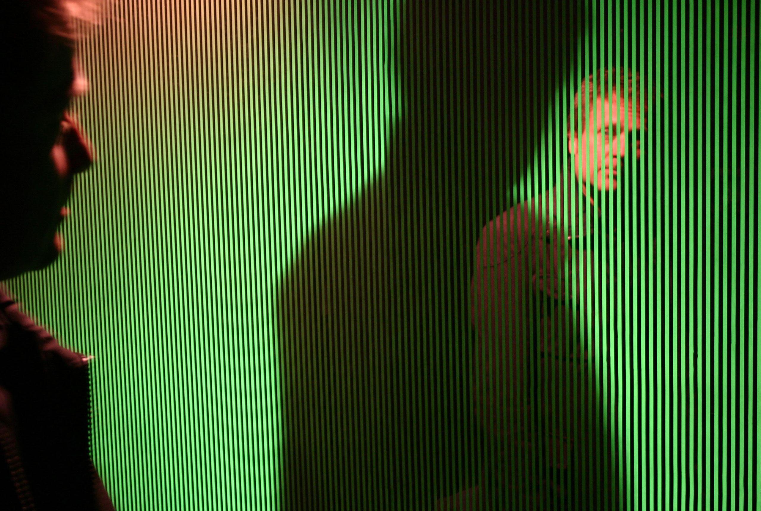 Edgar Lissel, Mnemosyne II, Wien, 2007, Installation