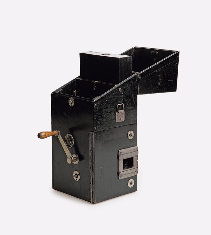 """Filmkamera """"Zenit"""", 1920"""